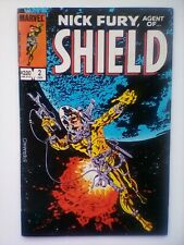 Nick Fury Agent of Shield 2 1984 FN