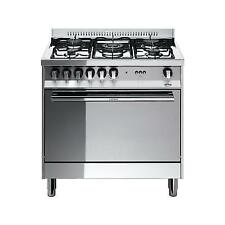 Kitchen GAS-80x50 Stainless Polished Class a Oven Gas 5 Fires-Lofra MG85G/C