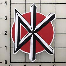 "Dead Kennedys 4"" Tall Multi-Color Vinyl Decal Sticker - BOGO"