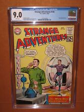Strange Adventures #145 CGC 9.0 12th HIGHEST in CGC Census! WHITE pages! 12 pix
