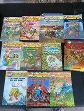 Geronimo Stilton Children's Books Paperback/Hardcover Mixed  Lot Of 11