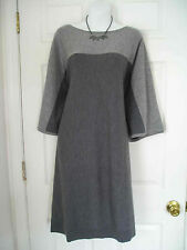 $160 NWT TALBOTS MERINO WOOL WASHABLE DRESS 1X 14W 16W  (610mir)