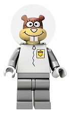 Lego Spongebob Squarepants ASTRONAUT SANDY the Squirrel figure 3831