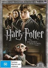 Harry Potter: Year 7 Pt 1 Special Edition DVD R4