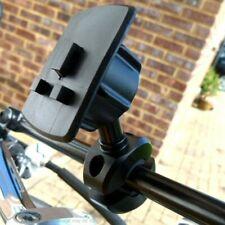 Ultimate Addons Bike Motorcycle Crossbar / Rail Mount & 3 Prong Adaptor 8mm-16mm