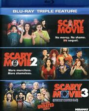 Scary Movie 1-3 [New Blu-ray] Subtitled, Widescreen