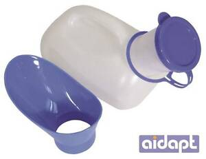 Aidapt Unisex Male Female Ideal For Car Travel Bedroom Camping Portable Urinal