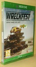 Wreckfest Banger Racing XBOX ONE XB1 Neuf Scellé UK Gratuit p&p!!! EN STOCK MAINTENANT!!!