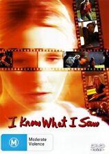 I Know What I Saw (DVD, 2008)