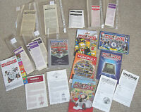 Original RULES for MONOPOLY various available...choose vintage or modern