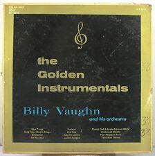 """12"""" 33 RPM MONO LP - DOT DLP-3016 - BILLY VAUGHN - THE GOLDEN INSTRUMENTALS"""