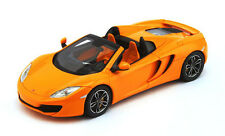 True Scale 1/43 2012 McLaren MP4-12C Spider LHD McLaren Orange 134333