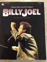 BILLY JOEL: AN ILLUSTRATED BIOGRAPHY. Tom Hibbert. 1985