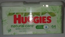 Huggies 39301 Natural Care Baby Wipes Qty 256