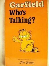 Garfield-Who's Talking? (Garfield Pocket Books) By Jim Davis