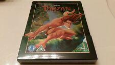 Disney's Tarzan Embossed STEELBOOK (Blu-ray UK Import) SOLD OUT OOP