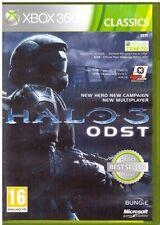 Xbox 360-Halo 3 ODST CLASSICS versión (Microsoft Xbox 360, 2009) - Completo