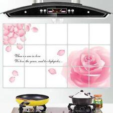 Traceless Kitchen Art Decal Wall Sticker Mural Decor Oilproof High Temperature