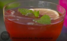 Hibiscus and Mint Chai- caffeine free Botanical Tea Blend The Spice People