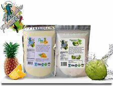 Pineapple + Coconut Water Powder 32oz (2lb) (1lb each flavor) Paradise Powder
