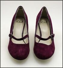 ZU Suede Special Occasion Shoes for Women