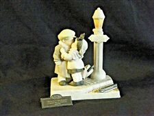 """Children Figurine -""""We've Only Just Begun"""" Limited Edition by Kim Anderson-Pap"""