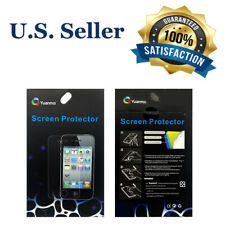 Galaxy S2 iPhone 4/4S Anti-Glare Clear & Matte Full Screen Protector Cover*2