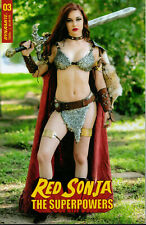 Red Sonja: The Superpowers Nr. 3 (2021), Cosplay Variant Cover E, Neuware, new
