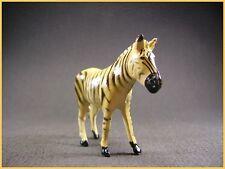BF zèbre de Montagne, Animaux du Zoo ou du Cirque, plomb creux (antique toys)