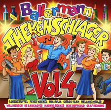 Various Artists : Ballermann Thekenschlager - Volume 4 CD 2 discs (2017)