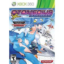 otomedius excellent [xbox 360, ntsc, arcade-klassiker gradius prägung action] neu