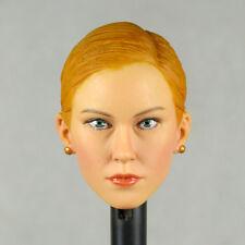 1/6 Phicen, Hot Stuff, Kumik, NT - Female Head Sculpt Terminator 3 TX