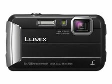Panasonic Lumix DMC Ft30 Digital Camera - Black