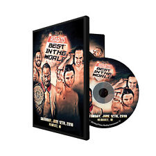 Official ROH Ring of Honor -  Road To BITW 16 : Milwaukee 12/6/16 Event DVD