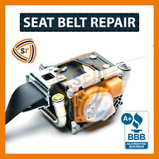 Chevrolet Corvette Seat Belt Repair - Unlock After Accident FIX Seatbelts