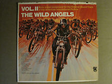 MIKE CURB AND THE ARROWS THE WILD ANGELS VOL. II SOUNDTRACK LP '67 T-5056 VG+
