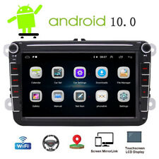 Android 10.0 HD 8inch 2DIN Car Stereo Radio Player WIFI GPS Mirror Link FM USB
