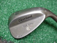 Very Nice Tour Issue Raw Cleveland 588 RTX Rotex 58 degree Lob Wedge TI S-400