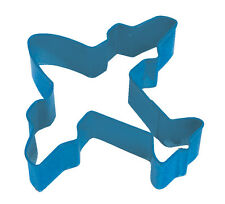 Airplane Aeroplane Plane Metal Cookie Cutter Biscuit Pastry Cake Fondant