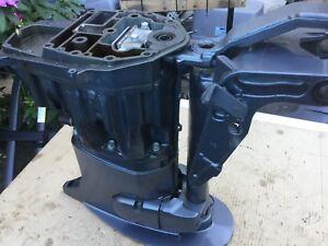 2008 Yamaha 60HP UPPER CASING 6C5-45111-00-8D  SWIVEL BRACKET 6C5-43311-01-8D