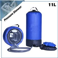 Sprill Plastic Portable Foot Pump Rinse Shower – Use It Anywhere! camping shower