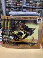 Ennio Morricone LP Once Upon A Time IN The West Yellow Vinyl RSD 2020