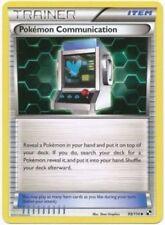 Pokemon TCG Pokemon Communication 99/114 Black & White Trainer NM/M