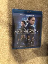 Annihilation Bluray 1 Disc Set ( No Digital HD)