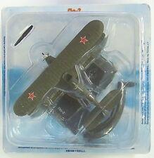 Polikarpow Po-2 , Fertigmodell aus Metall, Legendäre Flugzeuge,De Agostini, NEU
