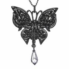 Mythic Celts Morrigan's Moth Pendant Necklace for Initiative Energy MY10