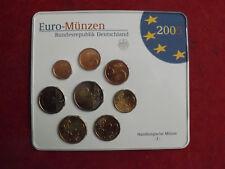"* Alemania euro kms St 2005 ""J"" en blíster *"