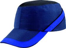 Casco Antinfortunistica con Visiera colore Blu 34446