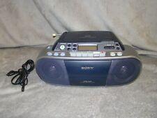 Sony CFD-S01 CD Radio Kassettenrecorder