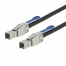 CableCreation 3.3FT External HD Mini SAS SFF-8644 to SFF-8644 cable, 1M/ Black